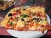 Das ist diese berühmte Pizza ! +++ Это и есть та самая знаменитая пицца!