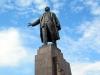 Dem Lenin-Denkmal geht es auch im Kapitalismus gut +++ Памятнику Ленина и при капитализме неплохо