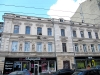 Die Häuser auf der Sumskaja Ulica mutierten zu einer Mischung aus Geschichte und Shopping +++ дома на Сумкой улице превратились в смесь истории с шопингом