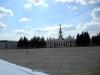 Das alte Flughafengebäude - dort war Olga vor 5 Jahren angekommen und abgeflogen +++ Старое здание аэропорта. Ольга там побывала 5 лет назад