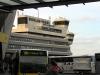 Jetzt sieht Olga den Flughafen Berlin-Tegel auch mal im Hellen +++ Сейчас видно здание аэропорта Берлин-Тегель при дневном свете