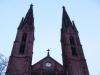 Die Bonifatiuskirche konnte ich leider nur von Außen bewundern