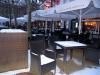 Die Wiesbadener Wirte geben ihre Hoffnung an frostgeschützte Gäste selbst in einem schneestarken Winter nicht auf!