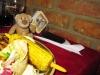 \'Texas\' in Weimar: nach den Süßigkeiten kann ich meinen Bärenhunger mit einem zünftigen Maiskolben bekämpfen!