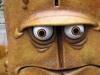 Erfurt: Bernd das Brot schaut nur so ernst, ansonsten ist er echt lieb!