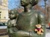Weimar: in Frauenarmen fühle ich mich am wohlsten!