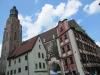 Links ist das Haus \'Jaś\', rechts \'Małgosia\' - zu Deutsch \'Hänsel und Gretel\'