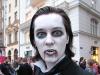 Porträt mit einem Vampir. Für ein Interview hat die Zeit leider nicht gereicht.