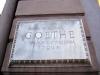 Goethe war in Krakau immerhin 2 Tage länger als wir.