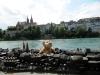 Es gibt Basel für große Menschen und es gibt Basel auch für kleine Bären - sehr praktisch!