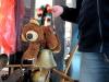 Danach staunt der Große Dinkelmann noch stundenlang, wie die Kühe solche Glocken jeden Tag tragen können!