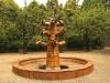 Blütenbaum-Brunnen am Jägerhof (Innere Neustadt)