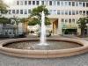 Fontäne im Bürokomplex Falkenbrunnen (Plauen)