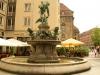 Gänsediebbrunnen in der Weißen Gasse (Innere Altstadt)