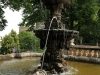 Obere Brunnenschale am Nymphenbad im Zwinger (Innere Altstadt)