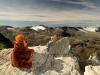 Auf dem Dalsnibba saßen wir alle zusammen auf einer Höhe von fast 1.500 m. Das war einfach atemberaubend!