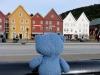 Kl. Dinkelmann hat nach der Besichtigung die Frage, ob auch Bären in einen Nightclub gehen dürfen.