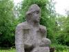 Stettin - Frau mit Kind, Künstler unbekannt