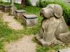 Dresden - Hund und Katze, Künstler unbekannt
