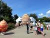 Besuch des Ostereiermuseum in Kolomyja als Wartezeitüberbrückung bis zur Hochzeitparty