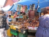 Flair, wie wir auf den Wochenmärkten in Deutschland nicht mehr kennen