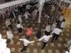 """Es wurde immer wieder in allen Variationen getanzt ... vor allem bei Ruslanas """"Wild Dances"""" ging besonders die ukrainische Fraktion voll ab!"""