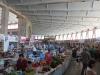 In Iwano-Frankiwsk sind wir auch wieder in der Markthalle gewesen: hier Obst & Gemüse ...