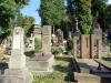 Der Lytschakiwski-Friedhof ist sehr sehenswert. Der alte Teil mit riesigen Grabsteinen ...