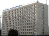 Nächster Halt auf dem Rückweg nach Dresden: Kattowitz bzw. Katowice in Polen. Das Hotel sah nicht nur von außen sehr sozialistisch aus, sondern versprühte auch im Inneren 70er-Jahre-Charme. Inklusive einem kleinem Röhrenfernseher !