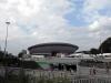 Aber es gibt auch Modernes in dieser ehemaligen Arbeitergegend a la Ruhrgebiet: das WM-Stadion mit dem umgangssprachlichen Namen 'Ufo' (warum nur ?!)