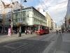 Die Innenstadt bzw. Fußgängerzone zeigte dann das, was wir in der Ukraine glücklicherweise noch nicht angetroffen haben: europäische bzw. weltweite Handelsketten, wie z.B. H&M, McDonalds, C&A, Subways, KFC, Deichmann & Co.