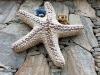 Die Sterne auf Gran Canaria sind allerdings anders als zu Hause. Mama sagte, dass dies ein Seestern aus Muscheln ist. Ich würde nur zu gern wissen, wie solche Sterne dann in den Himmel kommen und zum Leuchten gebracht werden!