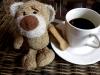 Danach war mir ein Kaffee Carajillo und ein Löffelkeks als Stärkung sehr recht!