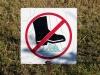In der Türkei verbietet man, den Rasen mit seinen Stiefeln zu trampeln