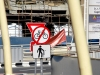 Wenn man schon das Radfahren untersagt, dann zeigt man in Dubai wenigstens gleich, was man mit dem Drahtesel machen soll